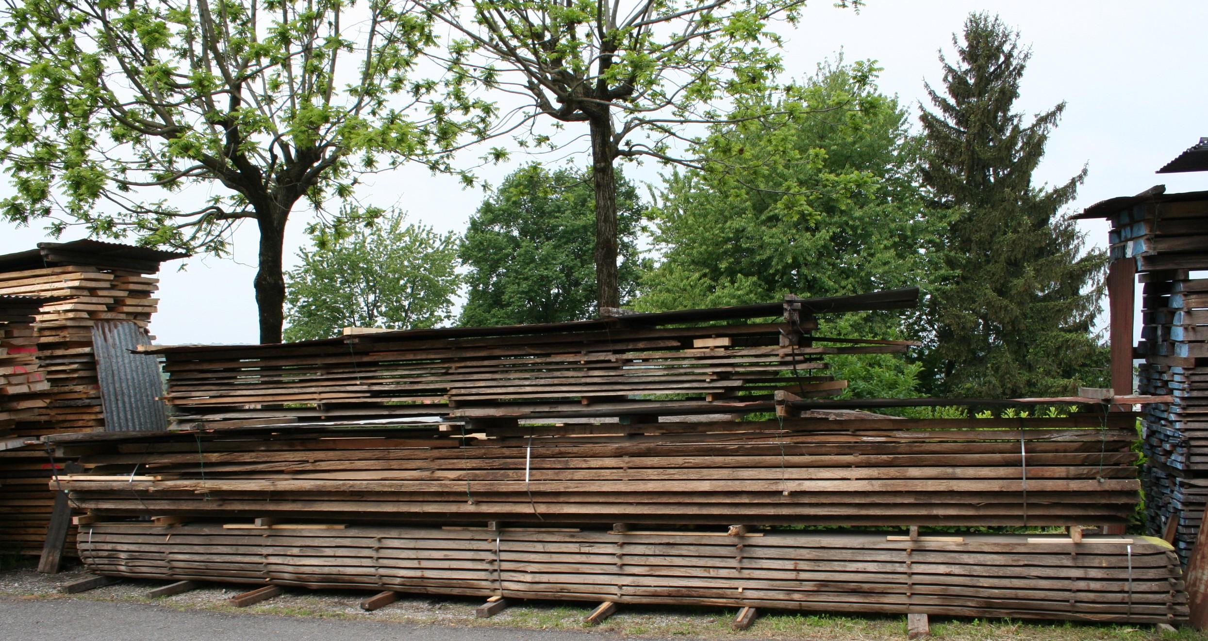TEAK BURMA BOULS, Lunghezza fino a oltre 8 metri