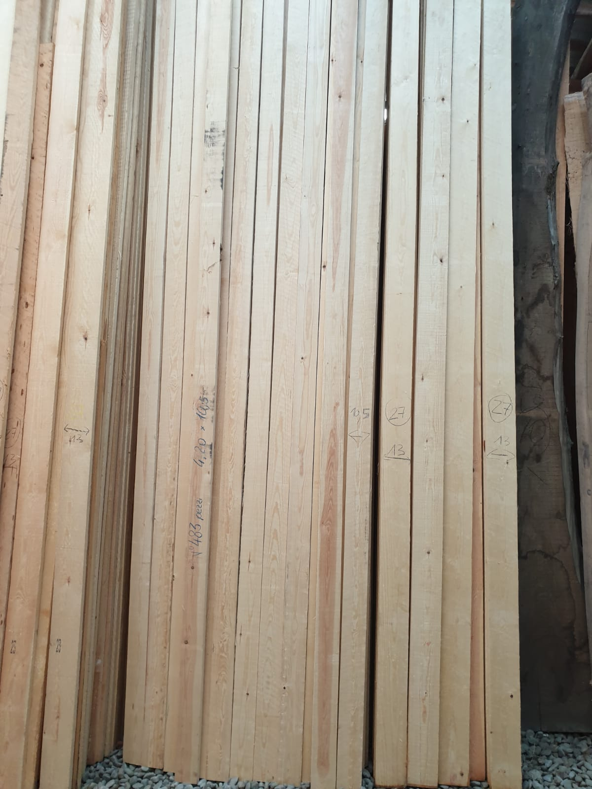 pino di svezia - sp 27 40 52 65 78 - uso falegnameria e serramenti - svezia