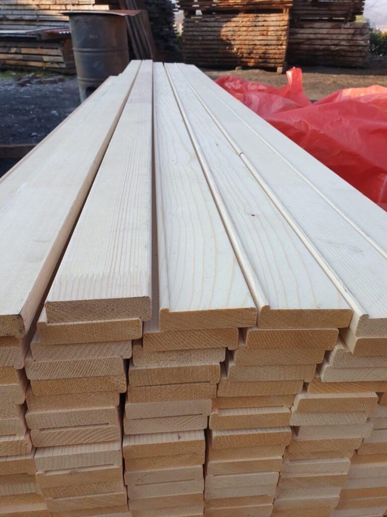 ABETE FINGER JOINT 1 - SP 20 E 30 - lungh mt 3, largh cm 5 e 7, ideale per produzione strutture tenditela per quadri e dipinti (1)